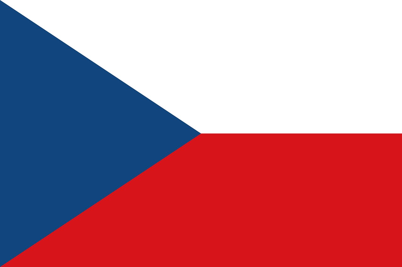 czech rep drapeau